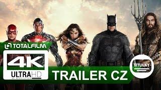 Liga spravedlnosti (2017) CZ 4K Comic Con trailer