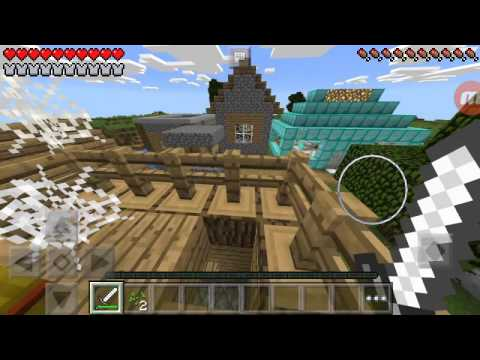 Minecraft Pe Zengin Fakir Filmi(Bölüm #1)