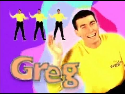 The Wiggles - Best of Greg