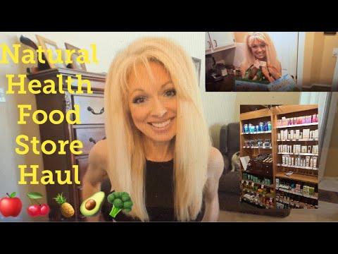 health-food-store-haul
