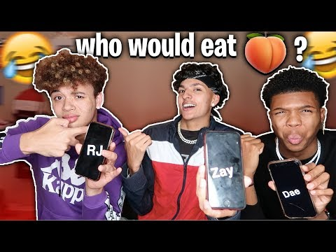 Who's Most Likely To Challenge *Dirty Edition*😳 |Ft. JustKryptic & RodneyJJohnson