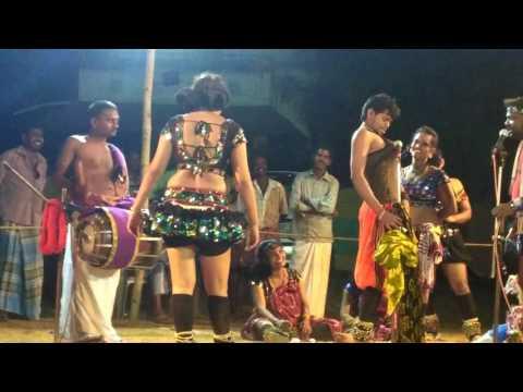 Village Karakattam dance |Hot dance| Spicy video kisukisu