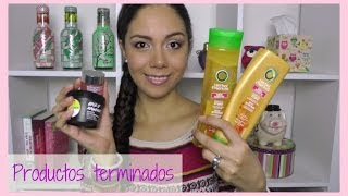 PRODUCTOS TERMINADOS: LUSH, CLINIQUE, HERBAL ESSENCES, GARNIER, ETC. | MARIEBELLE
