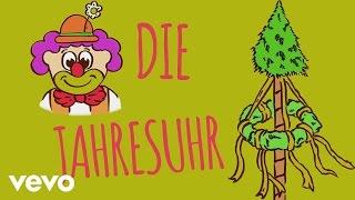 Rolf Zuckowski und seine Freunde - Die Jahresuhr (Lyric Video)