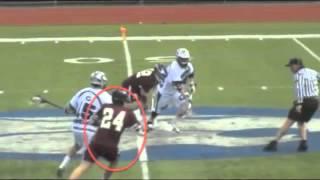 Matt Fischetti 2012-2013 Lacrosse Highlights