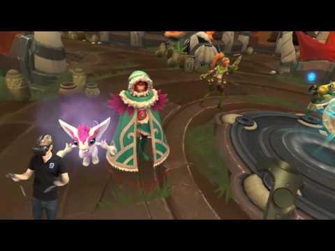 видео: battlerite — vr в battlerite