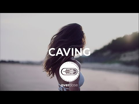 Justin Caruso ft. James Droll - Caving (Mokita Remix) (Lyrics / Lyric Video)