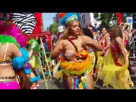 Carnival/Carnaval Rotterdam 2018