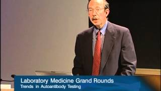 Trends in Autoantibody Testing - Mark H. Wener, MD