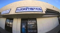 Car Audio builds in the making at Audiotistics in Victorville