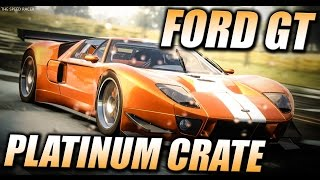 High Speed Platinum Crate Delivery In Ford GT - The Crew Calling All Units