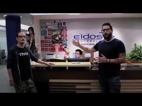 Eidos-Montreal Studio Tour