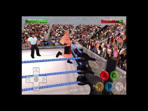 Vs roman reigns wrestlemania 31 wrestling revolution 3d youtube