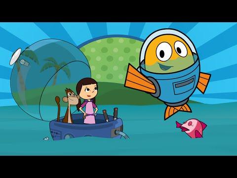 Peixonauta, O Caso do Peixe Apagado