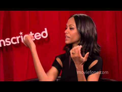 Unscripted with Sam Worthington and Zoe Saldana