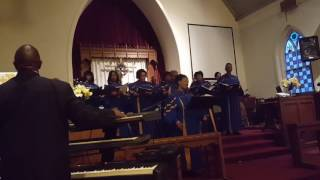 THE VOICES OF NORFOLK CONCERT CHOIR feat: Linda Porter - MORE LOVE TO THEE