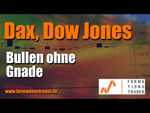 Analyse Dax, Dow Jones: Bullen ohne Gnade