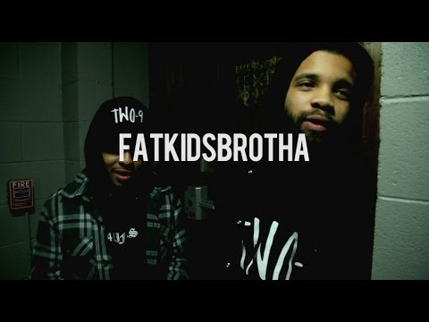 FatKidsBrotha of Two-9 opens up for Riff Raff