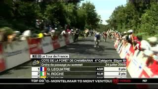 2009 Tour de France Stage 19