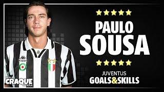 Paulo sousa – juventus football clubpaulo foi um futebolista português que já jogou na posição de médio defensivo no juventus. este video mostra golos,...