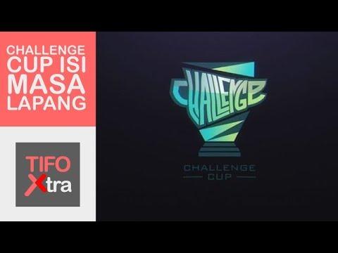 Challenge Cup ISI MASA LAPANG  |  TifoXtra