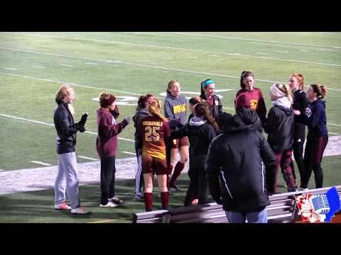 '18 OH Girls Soccer Playoffs North Ridgeville @Avon Lake