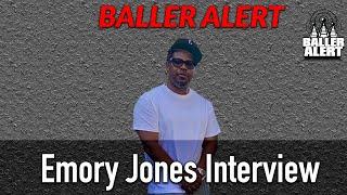 Baller Alert - Roc Nation's Emory Jones Talks Jay Z, Gives Advice To Felons