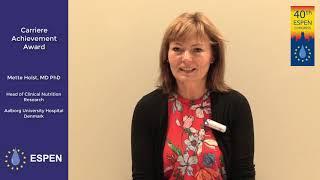 Mette Holst. Career Achievement Award