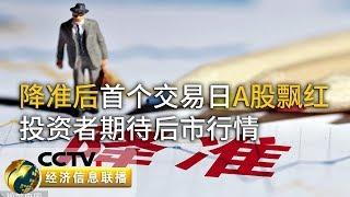 《经济信息联播》 20190909| CCTV财经