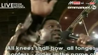 SCOAN 25/05/14: Mass Prayer With Pophet TB Joshua, Emmanuel TV