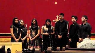 District Competition - Group 7 Malayalam group song 2