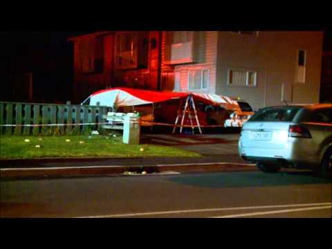 Man shot dead during fight in Petone / Newlands  Wellington