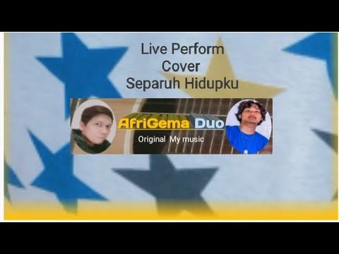 audiojet-band-separuh-hidupku- -cover-live-perform-by-afrigema-duo