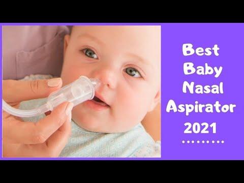 Best Nasal Aspirators for Babies 2020 Baby Nasal Aspirator Reviews