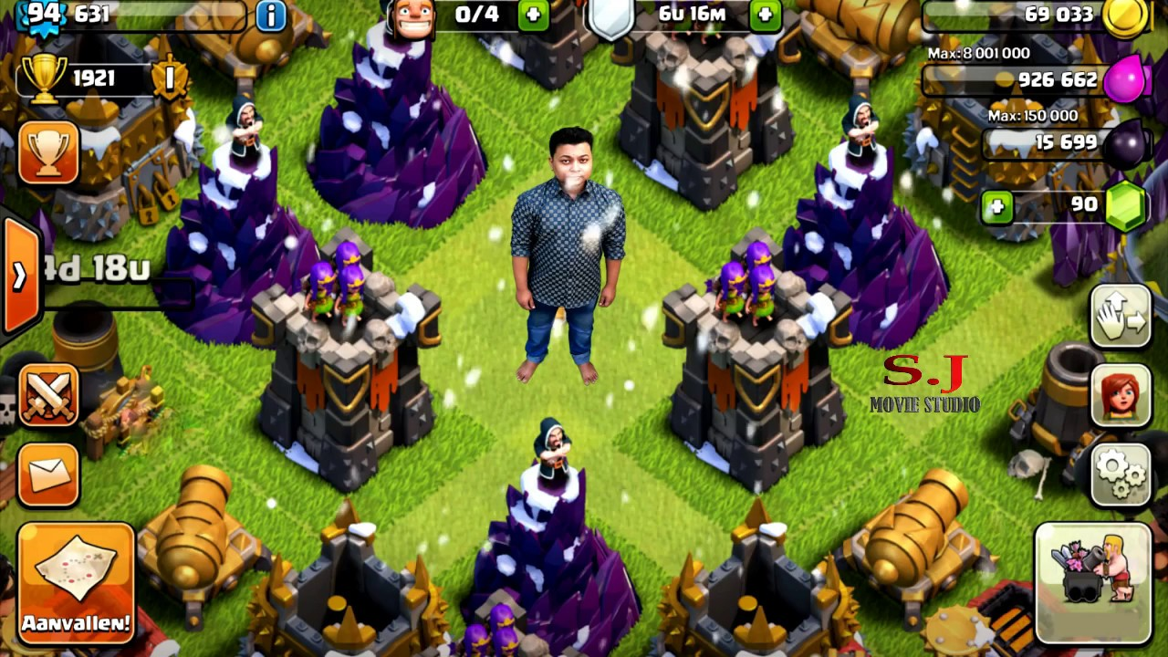 clash of clans) new update 2017 - YouTube