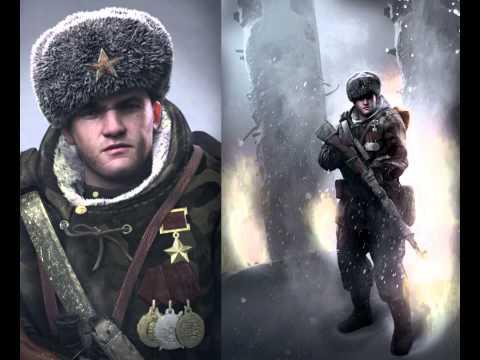 [Alliance of Valiant Arms] Vasily Zaytsev BGM
