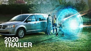 tHE ADVENTURES OF A.R.I. MY ROBOT FRIEND - Comedy Trailer - 2020