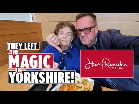 Harry Ramsdens (They Left The Magic Behind In Yorkshire)