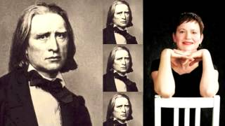 Liszt Fantasie und Fuge über das Thema B-A-C-H, Esther Walker, piano