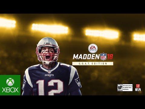 Madden 18 - Official Teaser Trailer