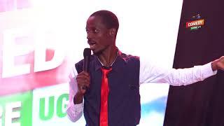 Alex Muhangi Comedy Store  JULY 2018 - Kabaata(Kathuti)