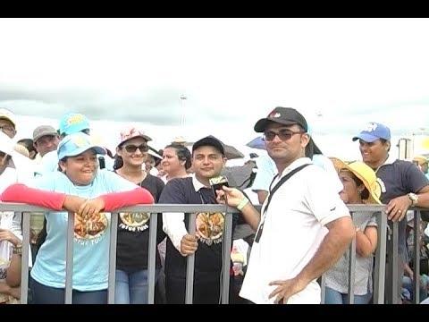 EL TOP 10 Telesangil - Cartagena - Visita del Papa. Parte 12