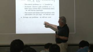 Lecture 1 Part 2: Approximate Dynamic Programming Lectures by D. P. Bertsekas