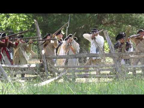 Example-Historical Walking Tour with Re-Enactment Video