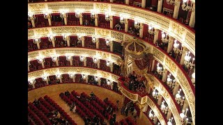 Places to see in ( Naples - Italy ) Teatro di San Carlo