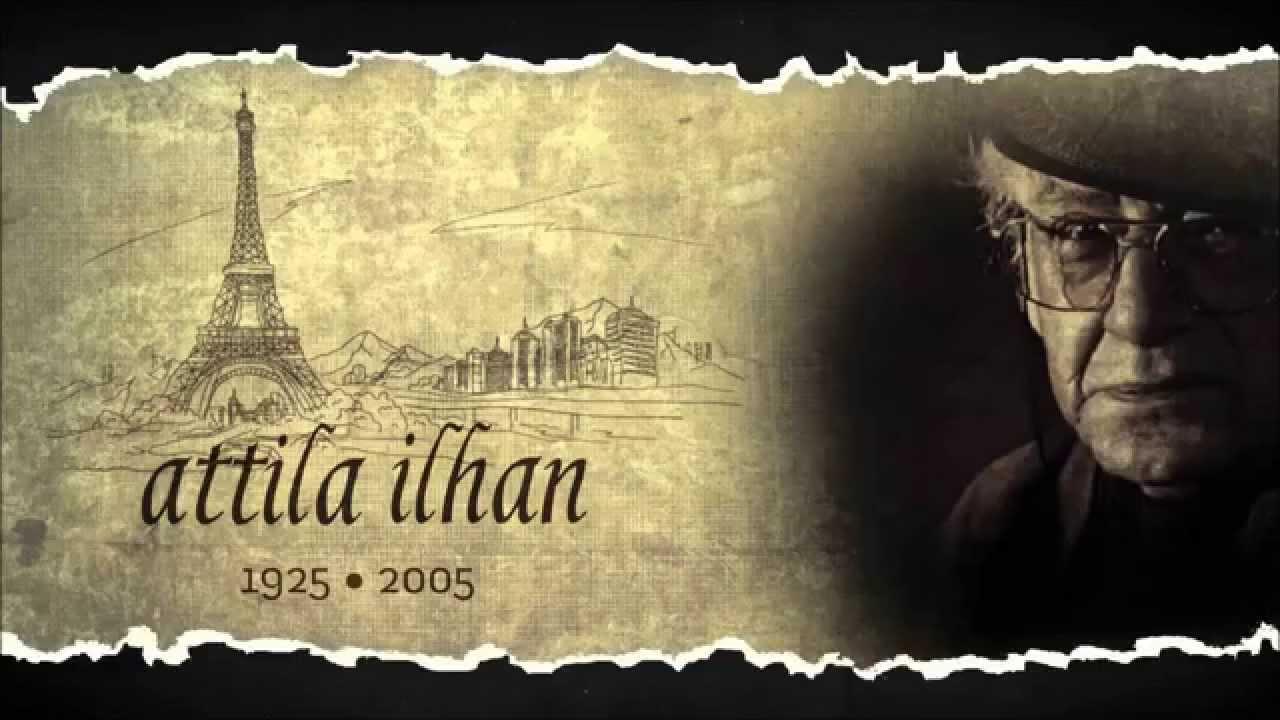 Kirli yüzlü melekler - Attila İLHAN - Kirli Yüzlü Melekler (Kendi Sesinden)