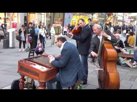 Vienna Street Musicians - Vienna, Austria