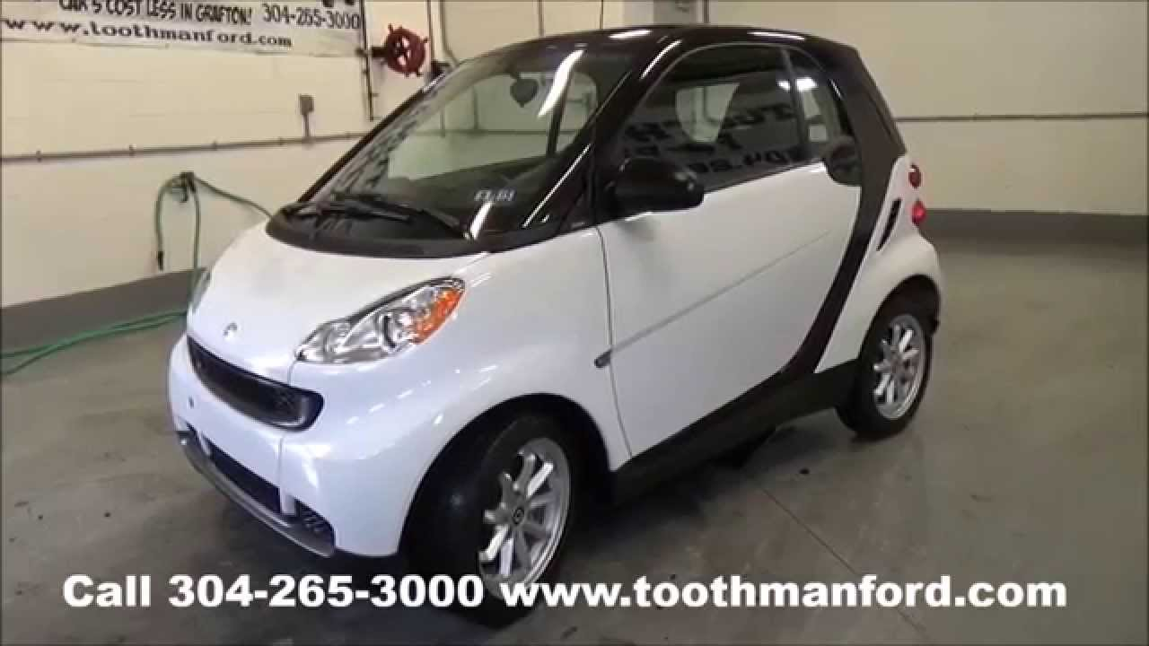 used smart car for sale morgantown wv toothman ford 304 265 3000 youtube. Black Bedroom Furniture Sets. Home Design Ideas