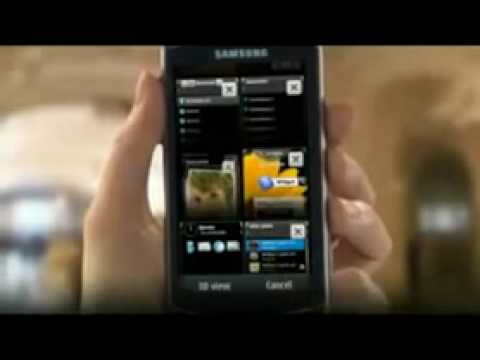 Samsung i8910 Omnia HD Cell Phone - SELECTGSM.COM