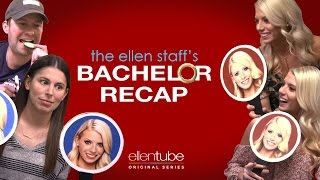 The Ellen Staff's 'The Bachelor' Special with The Twins